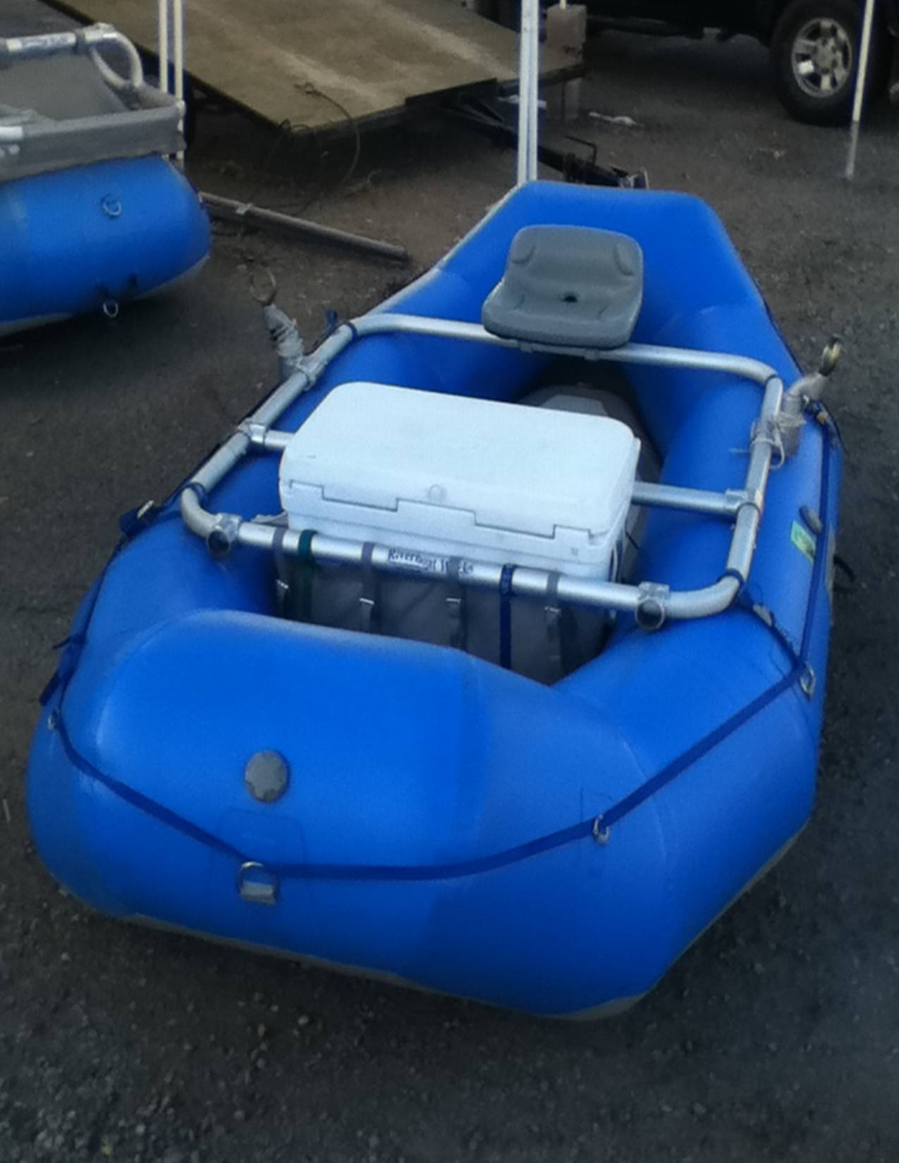 Small Fishing Raft - Tributary 9 5, MiniMax Neo or Other