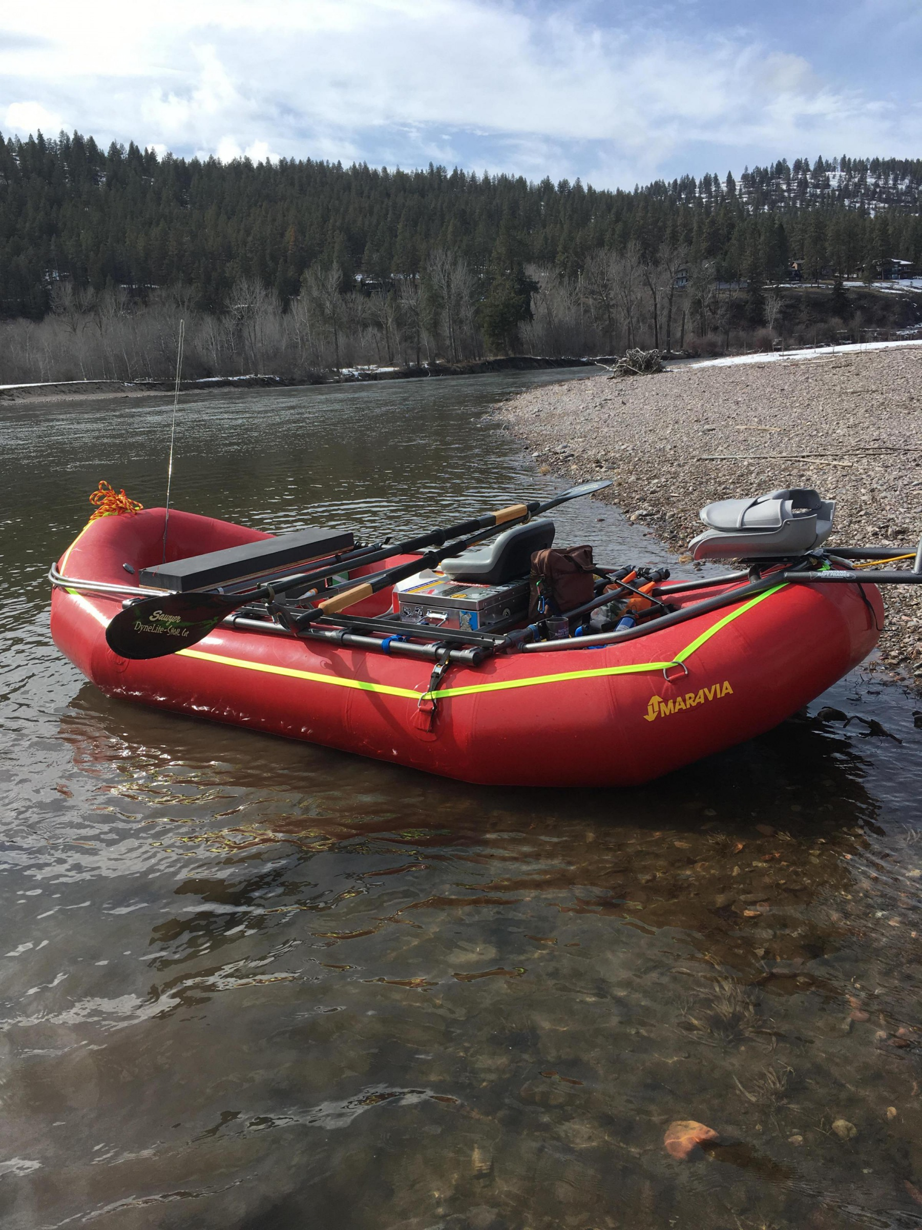 Raft Porn Needed -Let's see them rigs!!! - Page 135