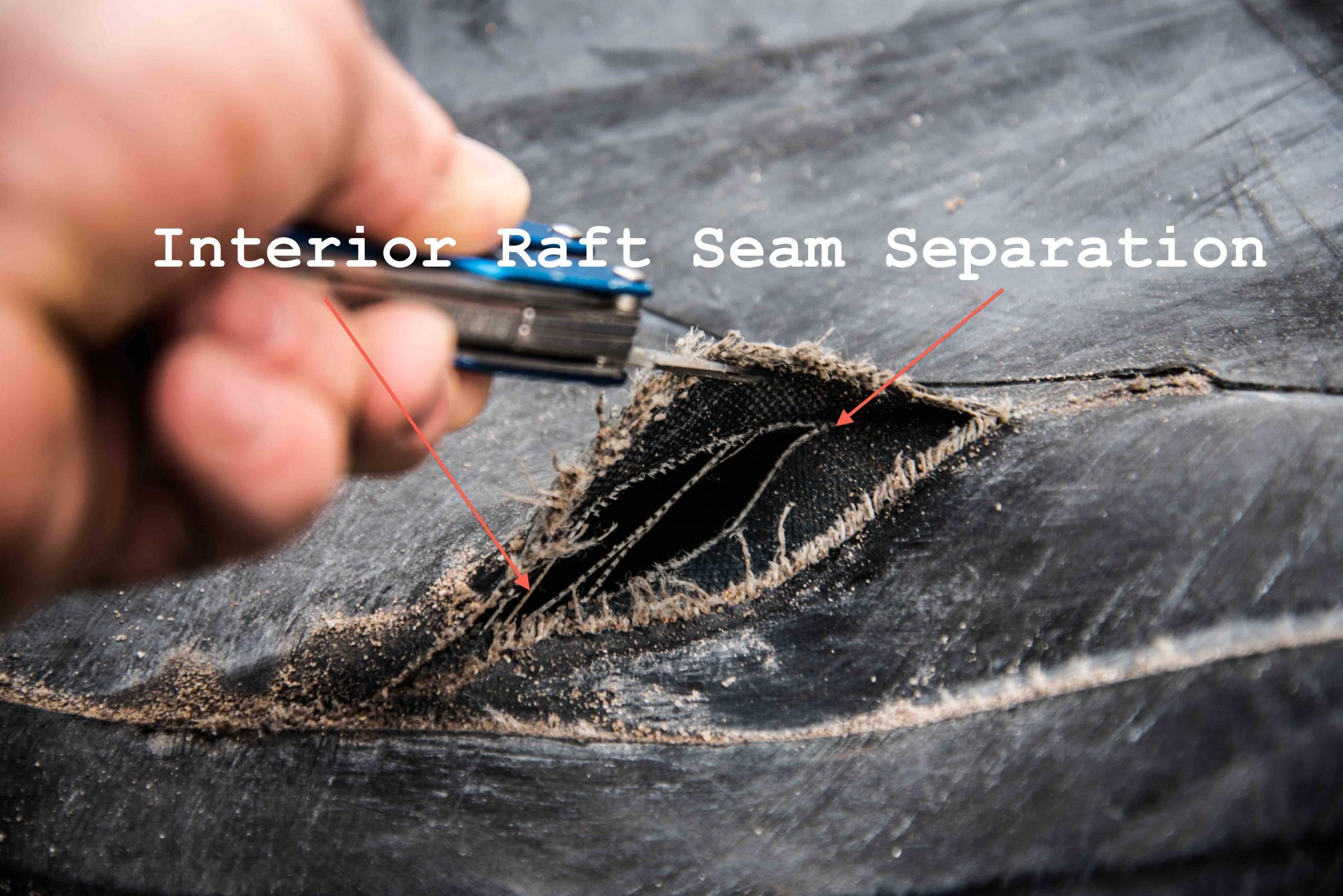 Click image for larger version  Name:Interior Raft Seam Sepration.jpg Views:162 Size:989.9 KB ID:8618