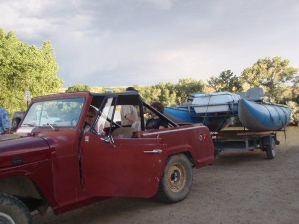 Click image for larger version  Name:Jeepster & Raft.JPG Views:285 Size:44.7 KB ID:2895