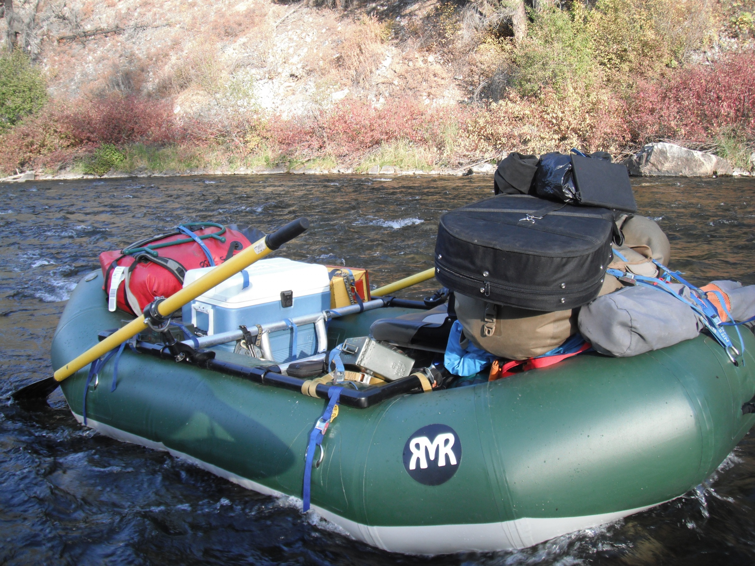 Looking for a fishing raft - Page 3 - Mountain Buzz