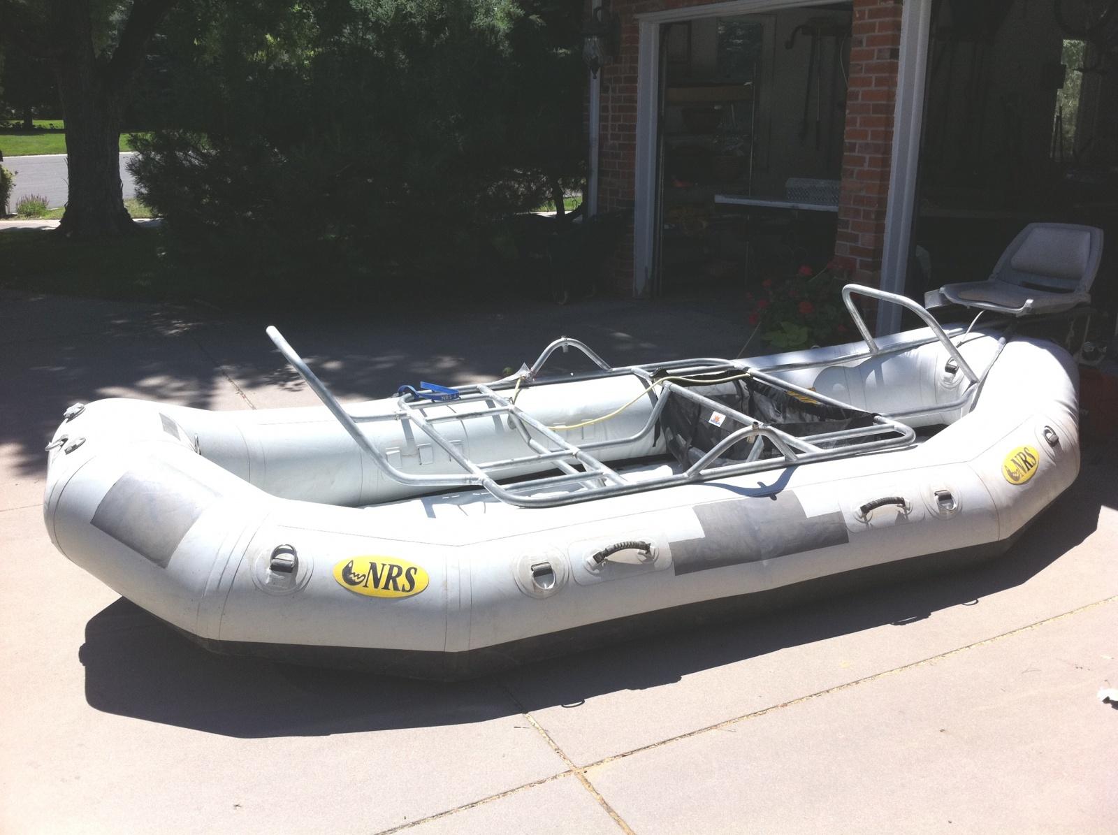Oar Length for a 13\' Fishing Raft?? - Mountain Buzz