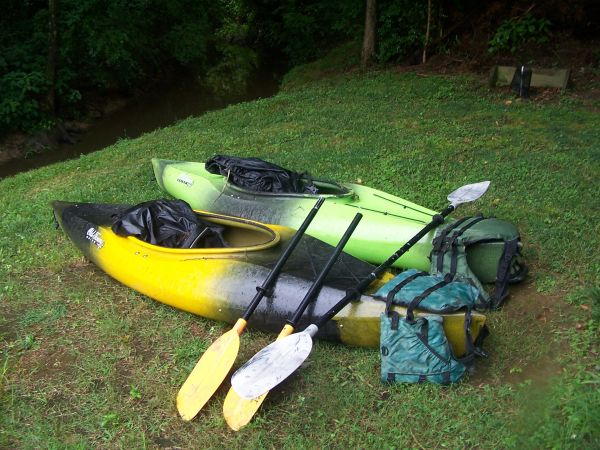 Could Someone Help Me Identify These Kayaks Mountain Buzz