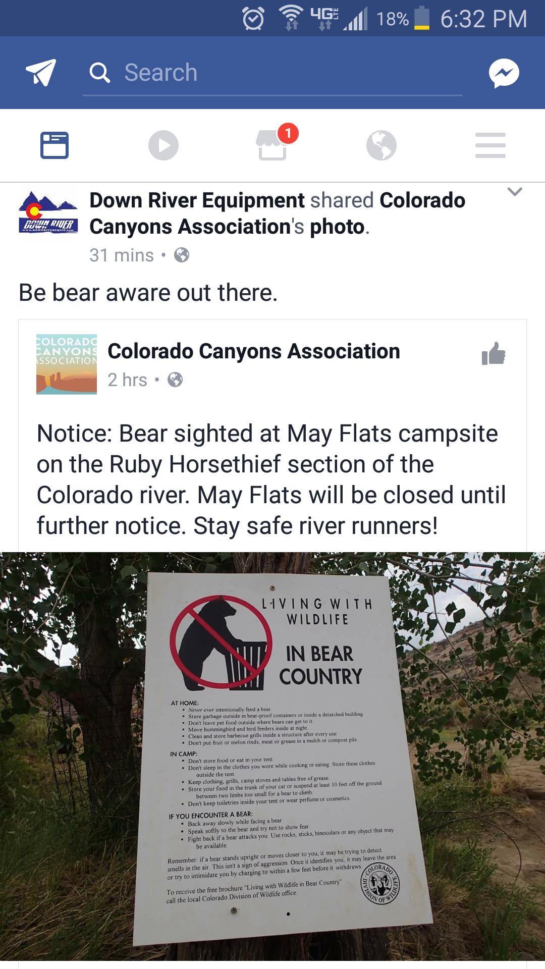 May Flats / Ruby Horsethief Campsites - Mountain Buzz